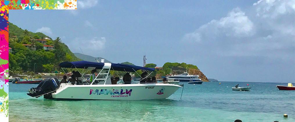 bateau Guadeloupe